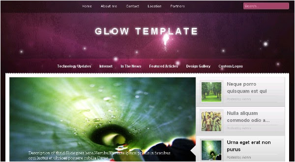 6 best free blogger templates with