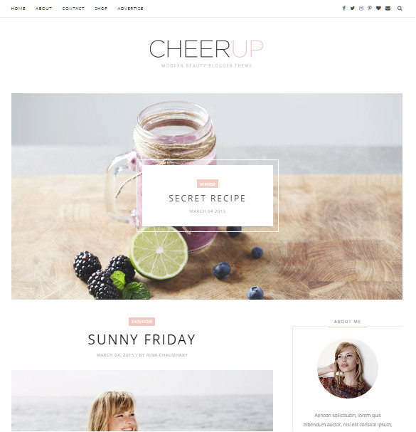 Free Blogger Templates with Slider Cheer Up Slider Free Blogger Template Free Google Blog