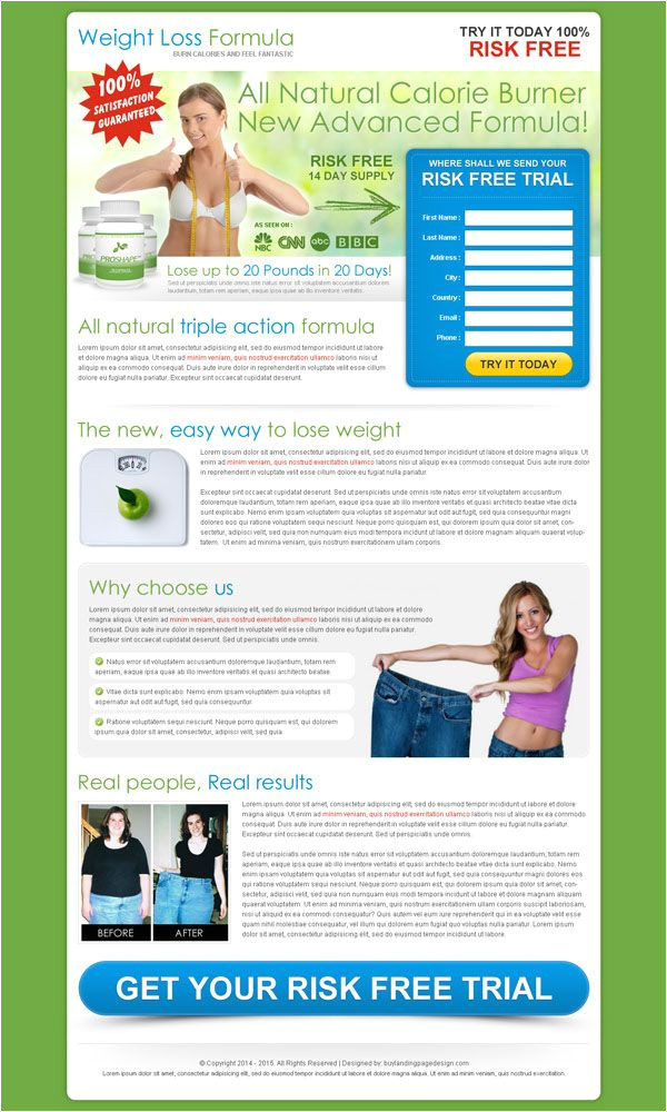 free lead capture page templates best natural weight loss product selling lead capture landing page