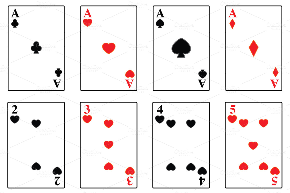 post playing card template 314123