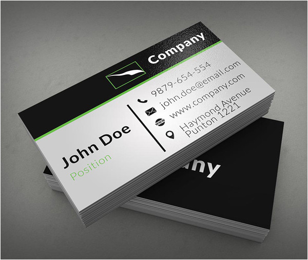 business cards templates free download