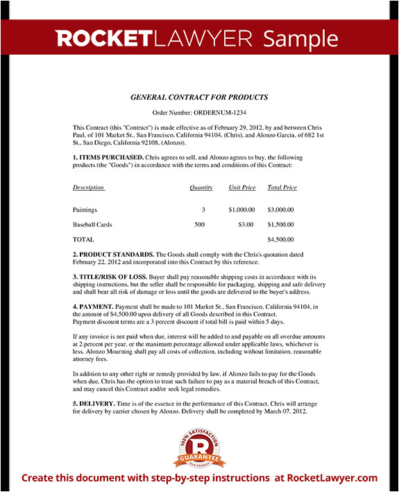 Free Contract Templates for Small Business Contracts Small Business Free forms