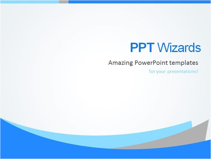 professional powerpoint presentation template free download