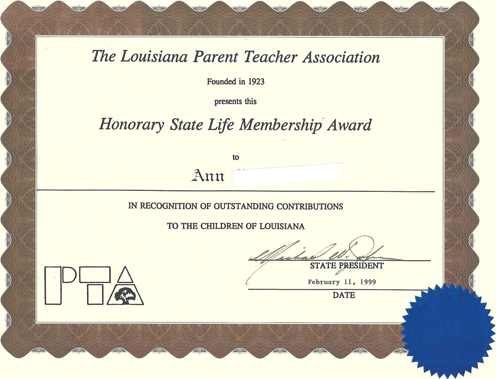 free continuing education certificate