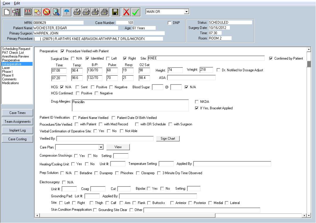 free emr templates