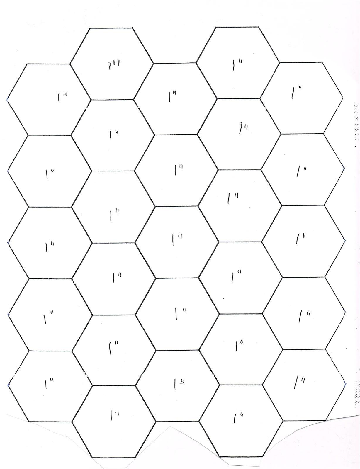 hexagon fun