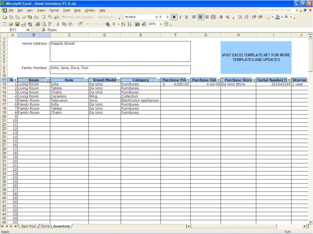 Free Excell Templates Simple Excel Spreadsheet Template Simple Spreadsheet Ms