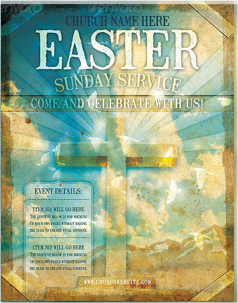 Free Flyer Templates for Church events 7 Best Images Of Church Service Flyer Church Anniversary
