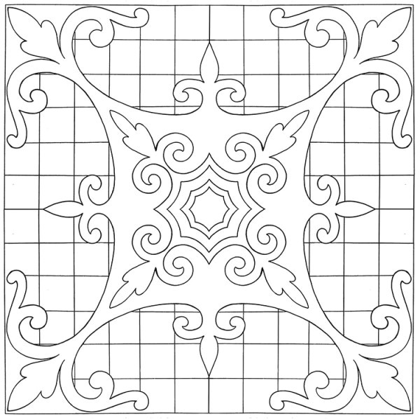 Free Hand Quilting Templates Free Pattern Friday Hand Quilting Patterns for Alternate