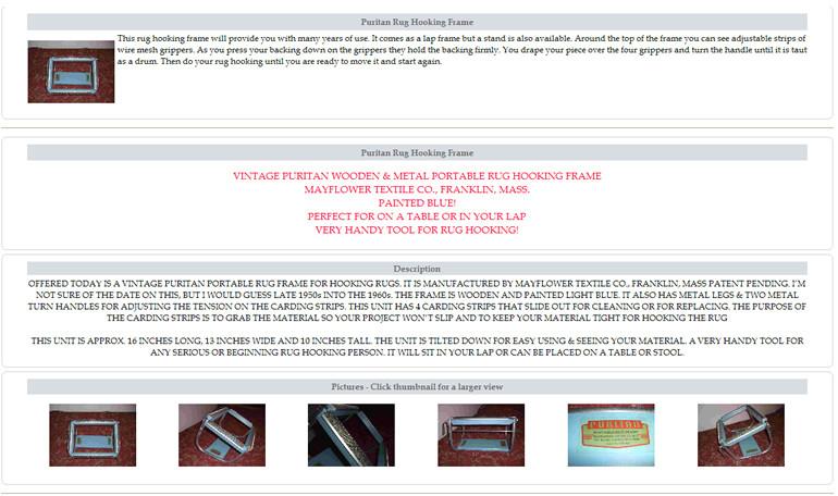 Free HTML Templates for Ebay Free Ebay Templates E Commerce
