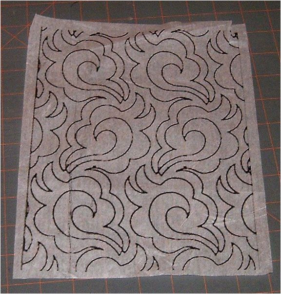 methods to audition quilting designs