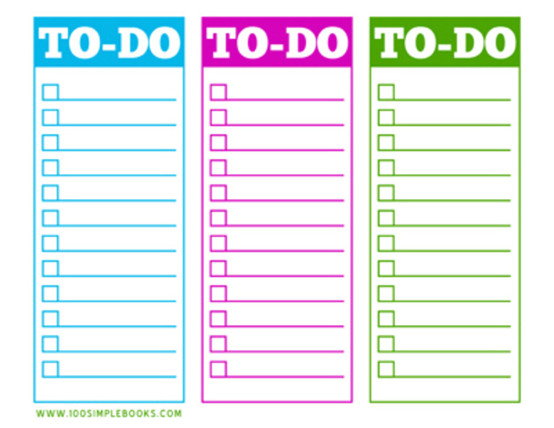 5631 what to do when your to do list runs you
