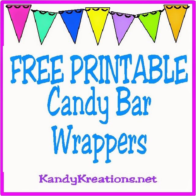 Free Printable Graduation Candy Bar Wrappers Templates 10 Printable Candy Bar Wrappers Candy Bar Wrappers Bar