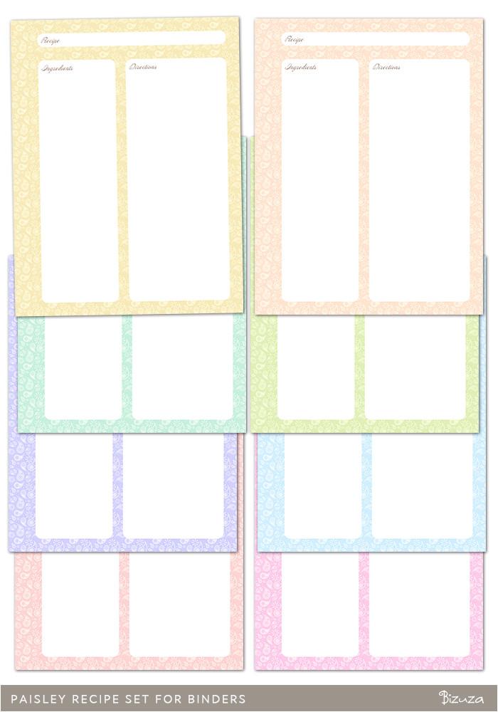 post paisley printable binder covers 210118