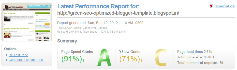 Free Seo Optimized Blogger Template Green Magazine Seo Optimized Premium Blogger Template for