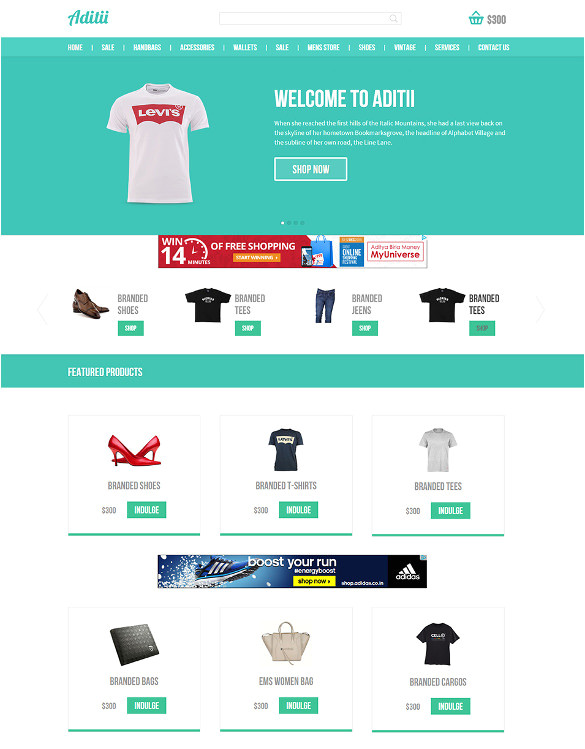 Free Shopping Cart Templates HTML 31 Ecommerce HTML5 themes Templates Free Premium