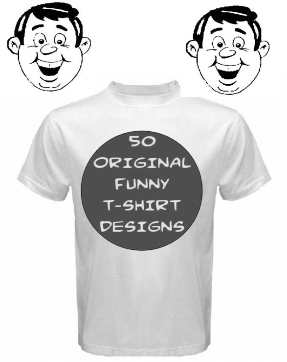 9366668 50 original funny t shirt transfer designs