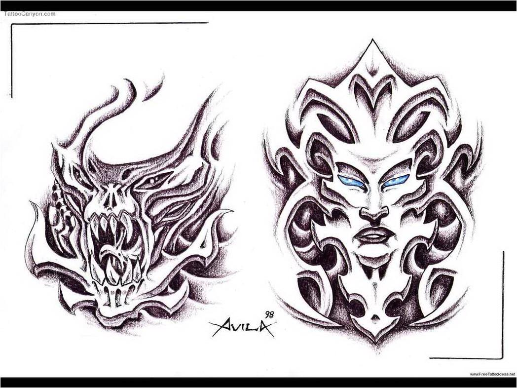 bio mechanical tattoos designs free tattoo design 5378521