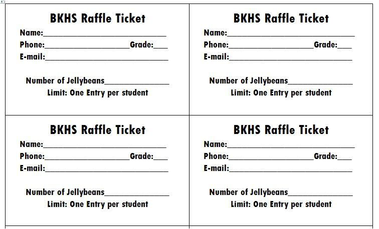 Free Template for Raffle Tickets with Numbers 40 Free Editable Raffle Movie Ticket Templates