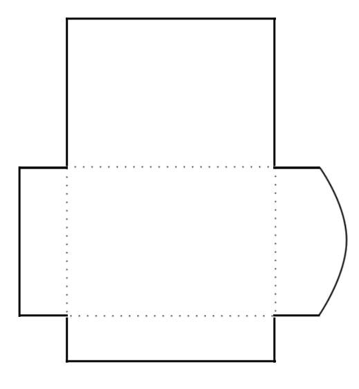 Free Templates for Envelopes to Print Free Envelope Printing Template Calendar Template Letter