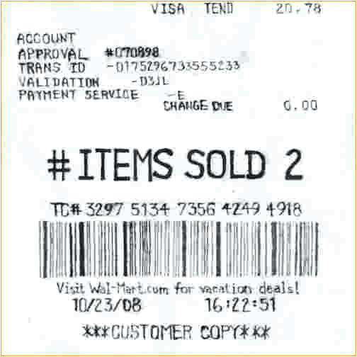 need walmart receipt template invoice number on number on free walmart receipt template