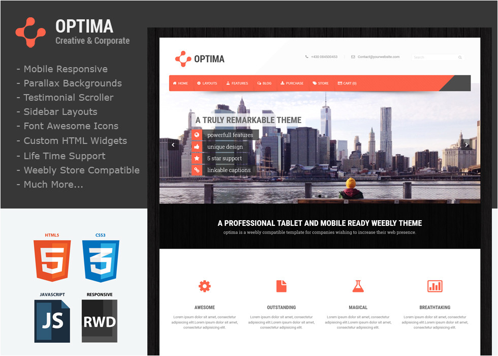 Free Weebly themes and Templates Blog Weebly themes Templates