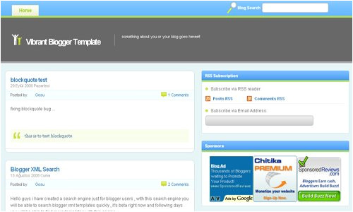 Free Xml Templates for Blogger 30 Beautiful Free Blogger Xml Templates Professional Look