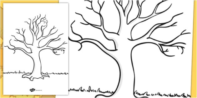 friendship tree template fingerprint tree family names