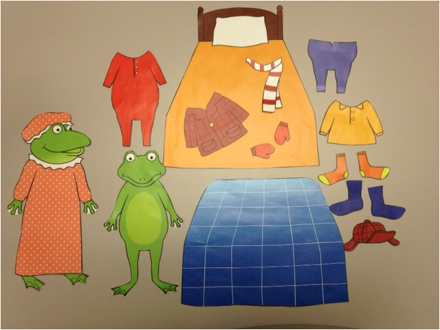 flannel friday froggy gets dressed by jonathan london