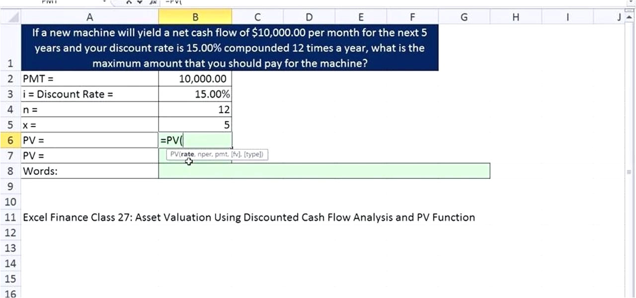future value excel template free forms 2019 present value of ordinary annuity calculator