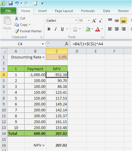future value excel template present value excel template themoments 2