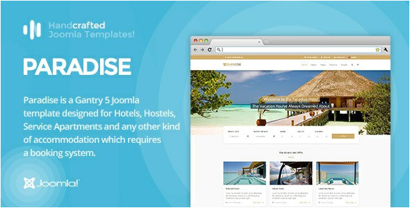 best responsive travel and hotel joomla templates