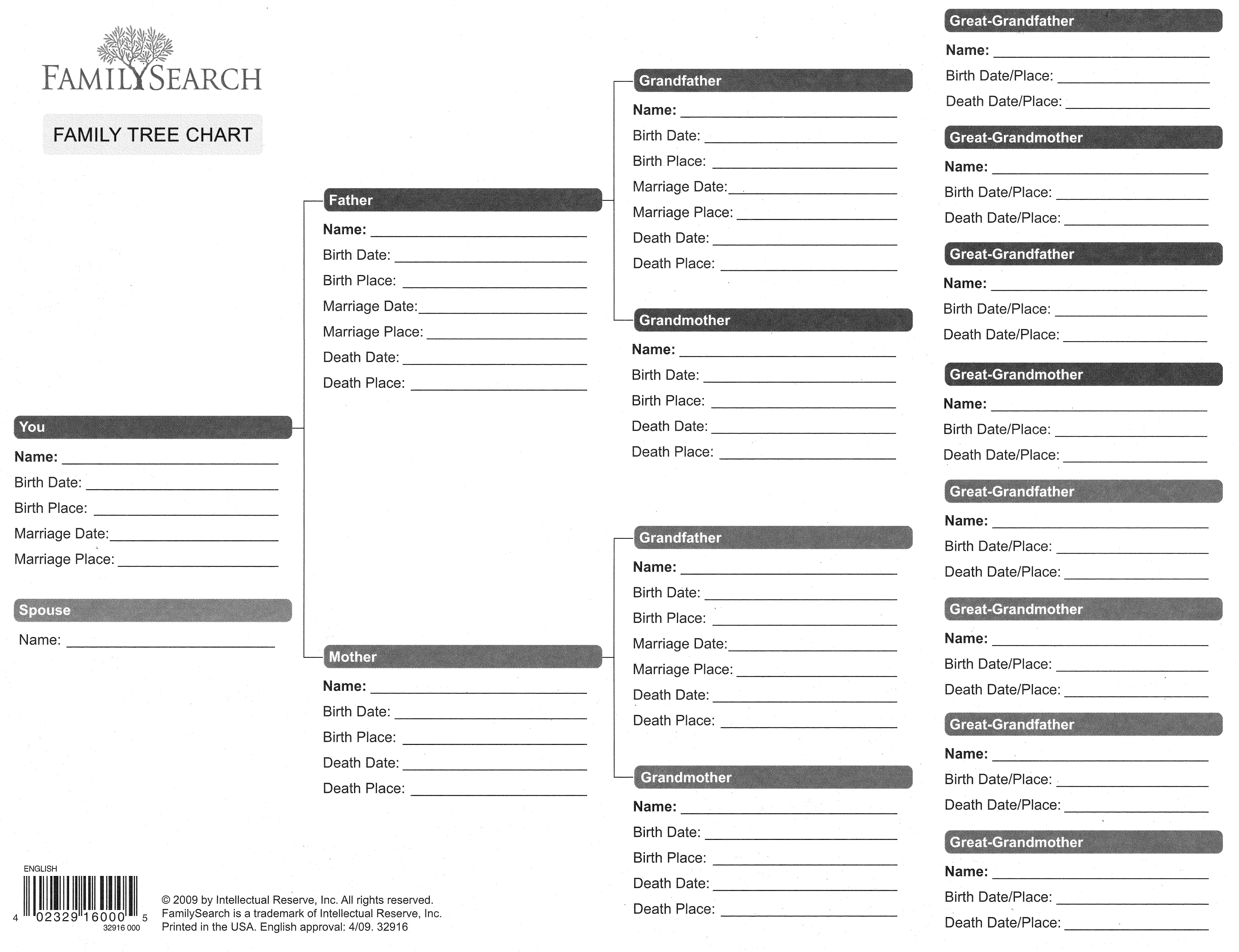 new client forms
