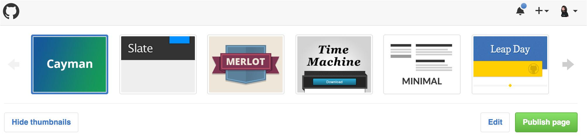 Github Pages Templates Github Pages Templates Choice Image Template Design Ideas