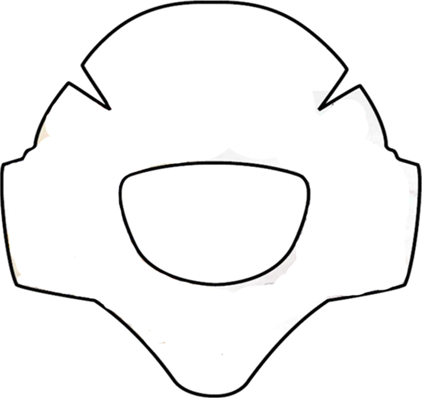 Goalie Mask Design Template 11 Best Images Of Hockey Mask Template Hockey Goalie