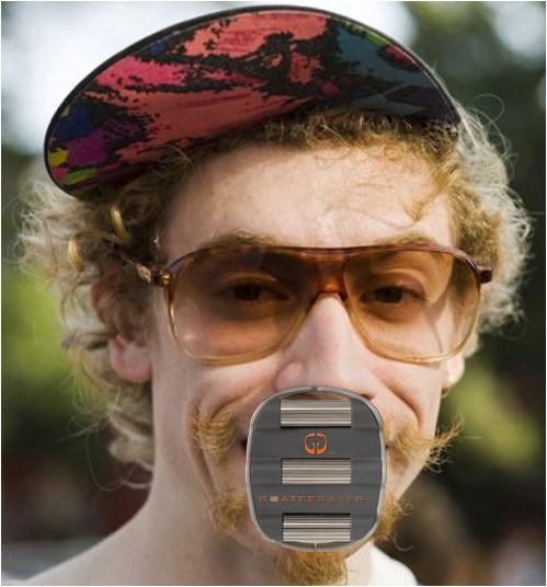 the goatee saver