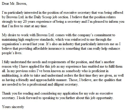 how you should be writing your cover letter