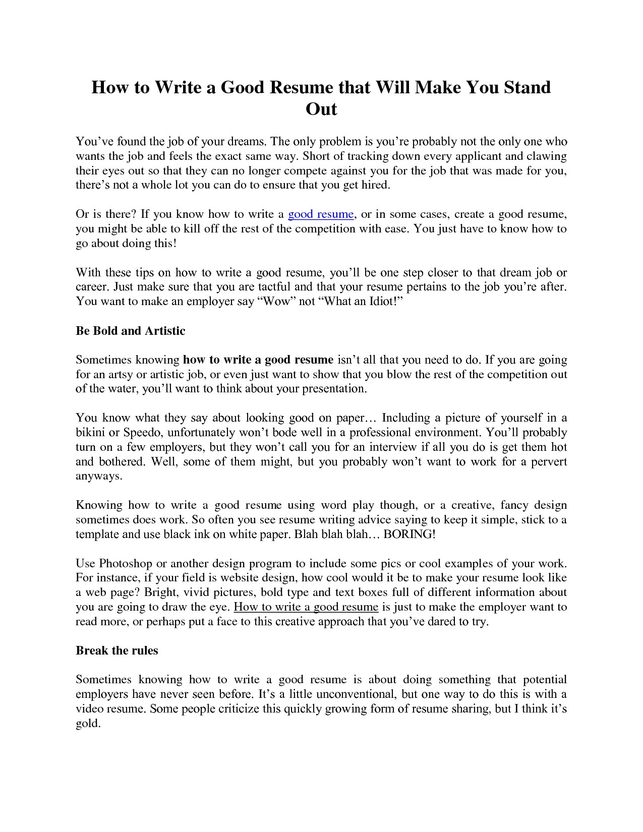 Good Words to Use In A Cover Letter Keys to A Good Resume Resume Phrases Cover Letter