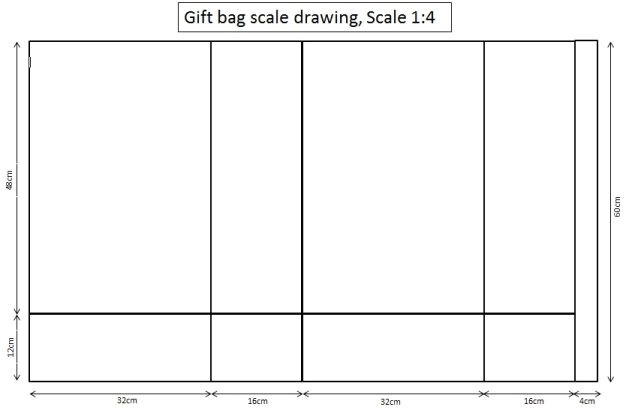 post templates for goodie bags 120235