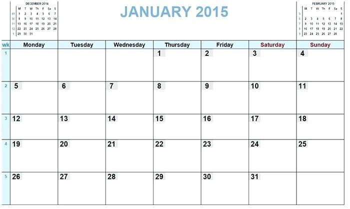 google drive calendar template 2014