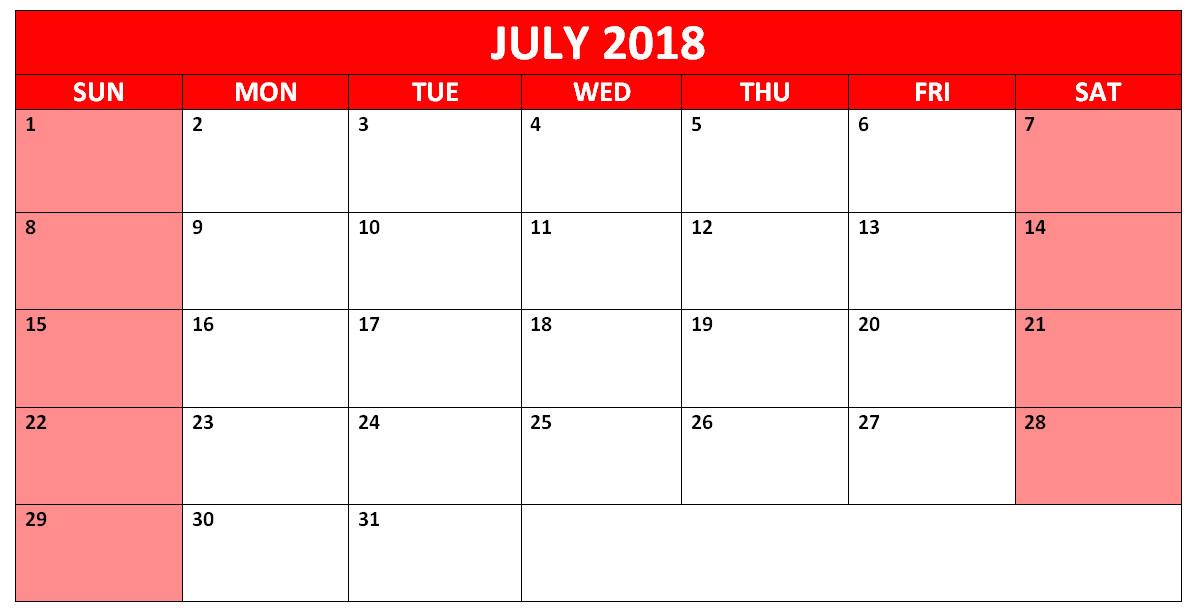 27 google drive calendar template 2018