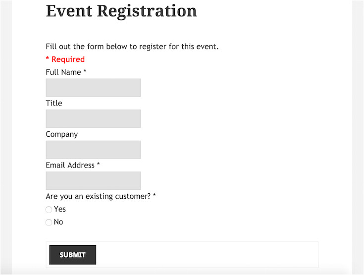 Google forms Templates Registration How to Integrate Google forms within WordPress Wpmu Dev