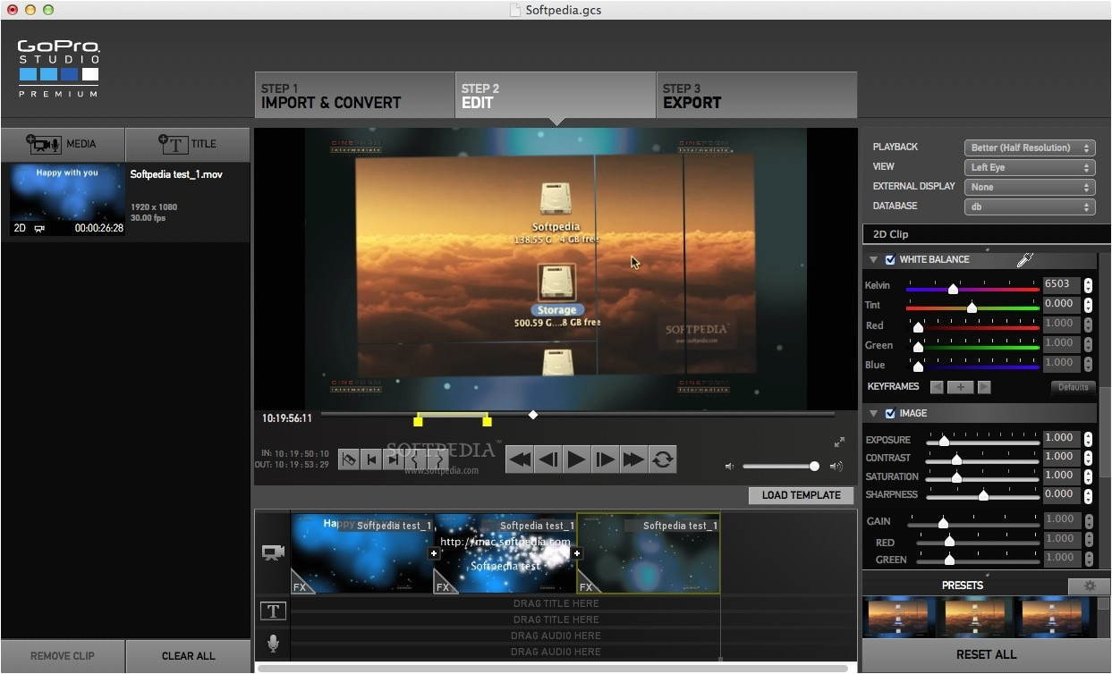 gopro cineform studio premium shtml