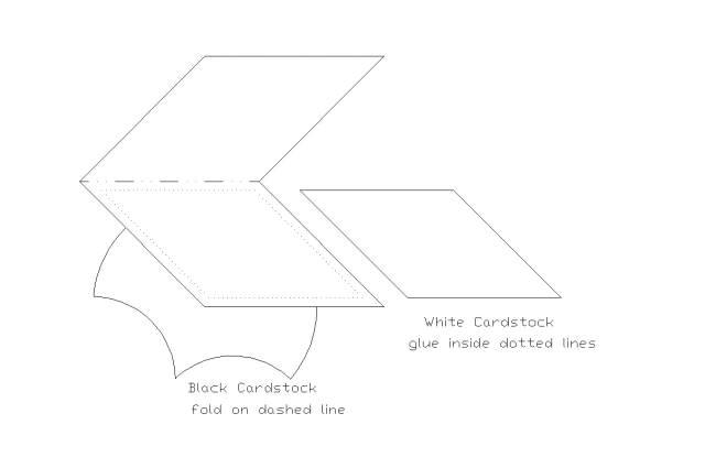 graduation cap pattern printable