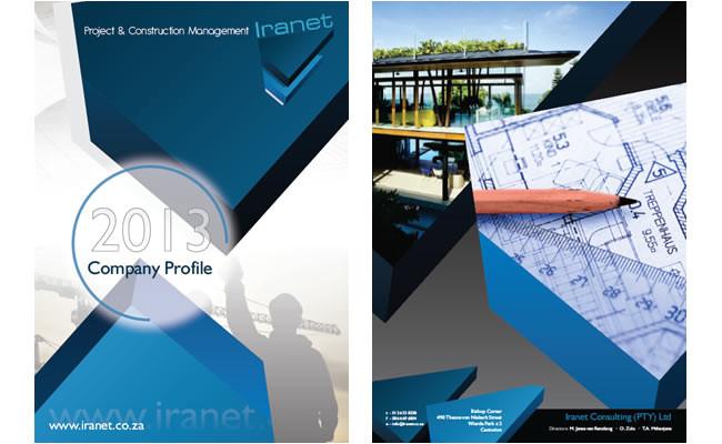 business profile designers