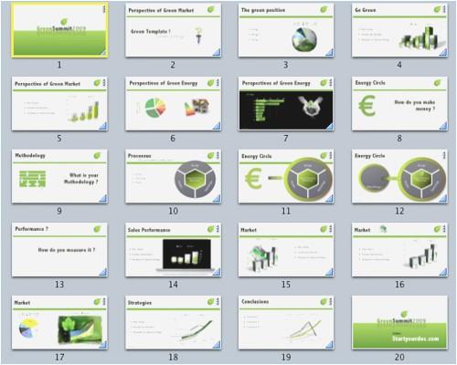 good powerpoint layouts