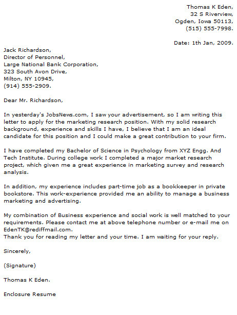 Great Marketing Cover Letters Marketing Cover Letter Examples Cover Letter now