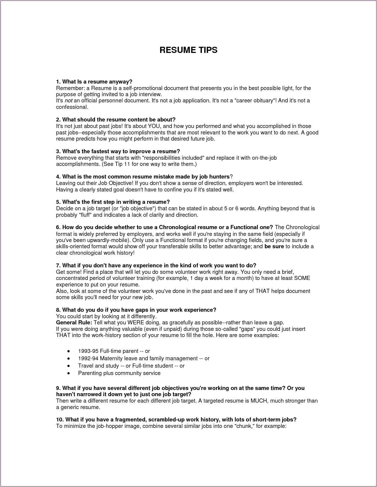 group leader cover letter