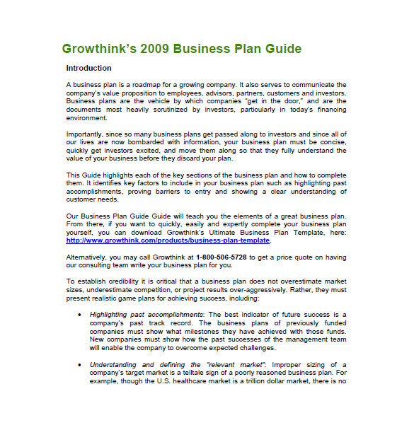 Growthink S Ultimate Business Plan Template Ultimate Business Plan Template Free Itstonapre S Diary