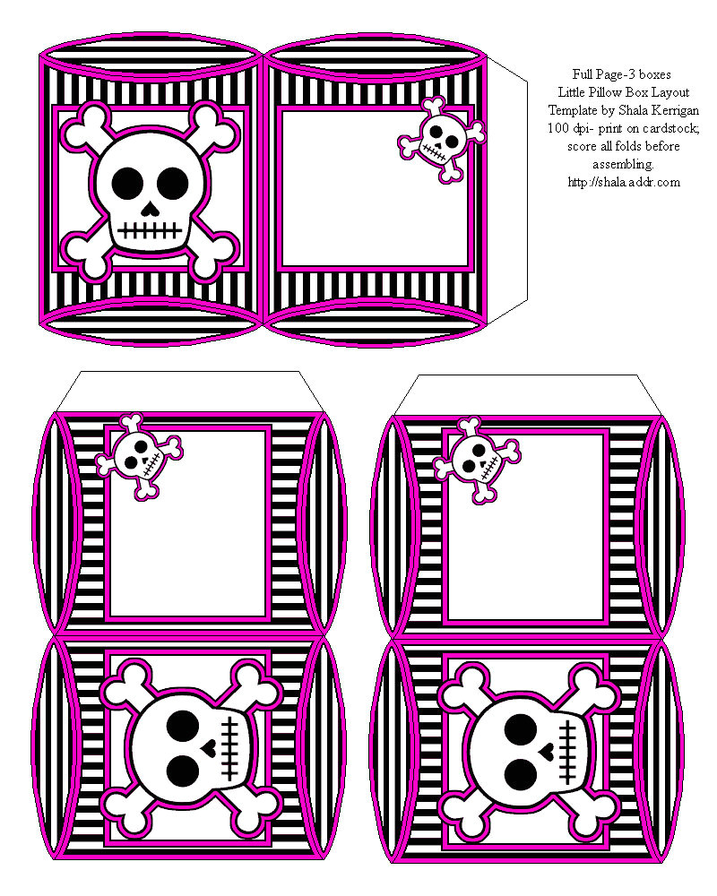 post printable halloween treat boxes 365802
